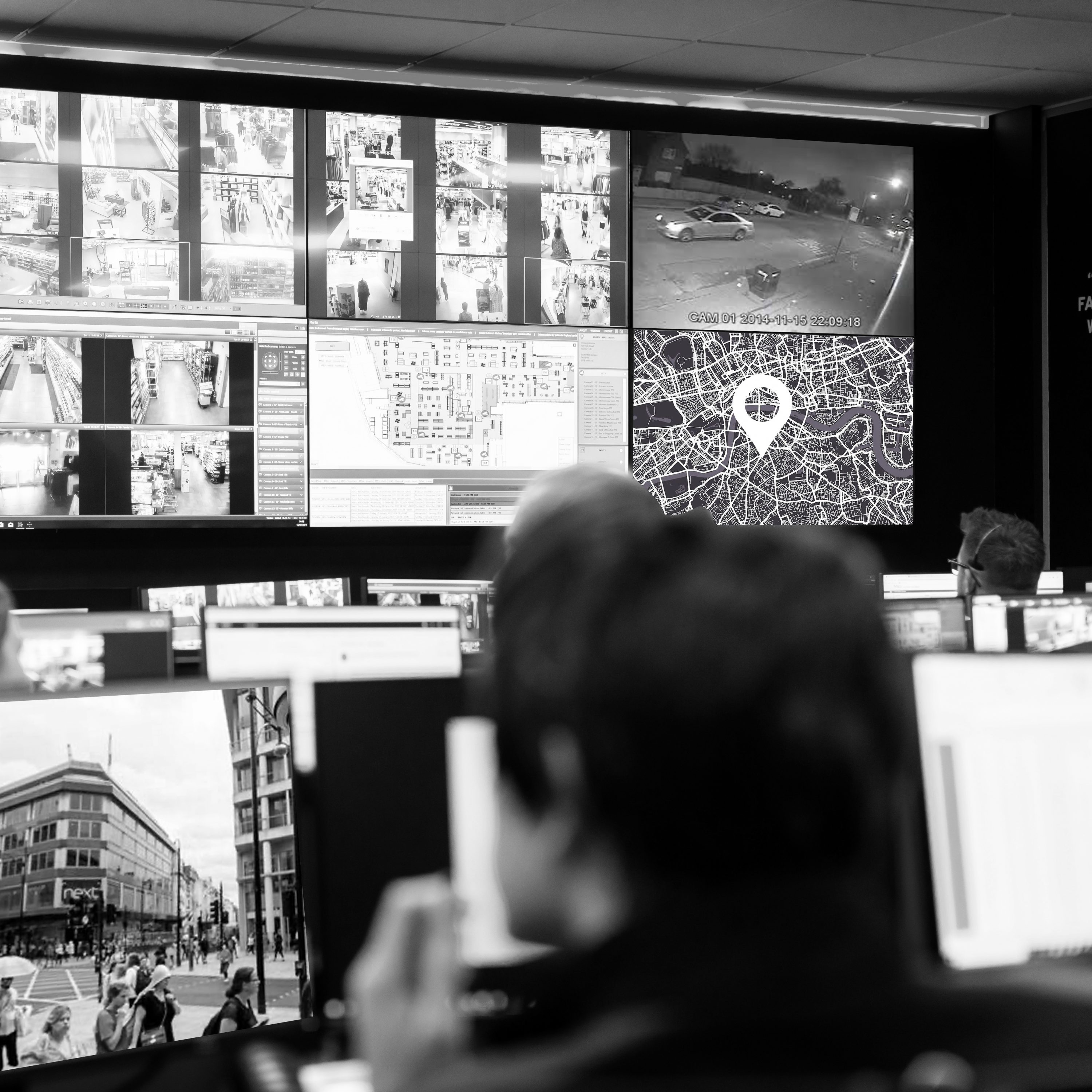 GSOC MAJOR INCIDENT RESPONSE AND COMMUNICATIONS IN LONDON