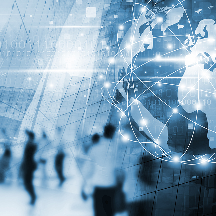Delivering Actionable Intelligence to an International Financial Services Customer
